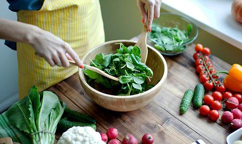 Chế độ dinh dưỡng nâng cao thể trạng cho người ung thư phổi