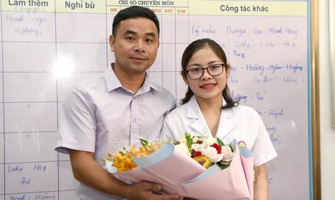 Nữ bác sĩ hai lần hoãn cưới, xung phong vào tâm dịch Đà Nẵng