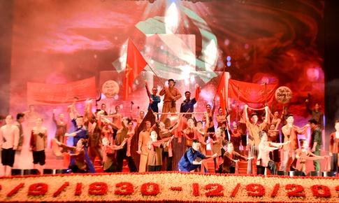 Kỷ niệm 90 năm ngày Xô Viết Nghệ - Tĩnh