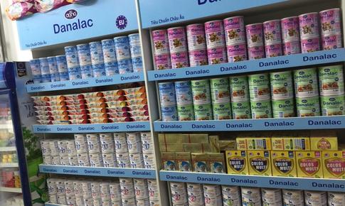 Thuận tiện mua sắm sữa Danalac cho bé yêu tại hệ thống Bibomart gần nhà