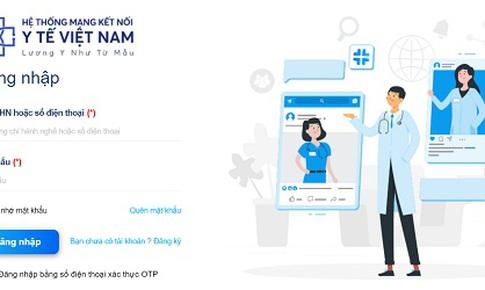 """Bộ trưởng Bộ Y tế đề nghị toàn ngành triển khai, sử dụng """"Mạng kết nối Y tế Việt Nam"""""""
