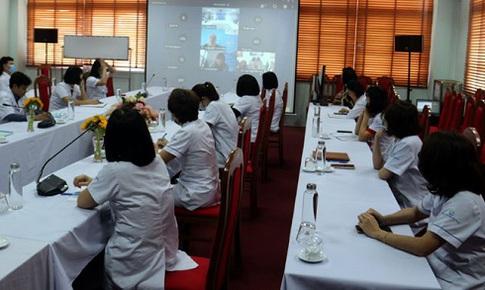 BVĐK tỉnh Yên Bái tham gia hệ thống khám chữa bệnh từ xa của BV Việt Đức