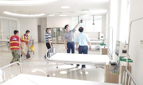 BV Bạch Mai tích cực, khẩn trương hoàn thiện Bệnh viện Dã chiến Hà Nam sẵn sàng đón bệnh nhân