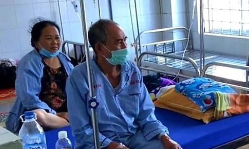 5 người trong gia đình nhập viện do ăn nấm