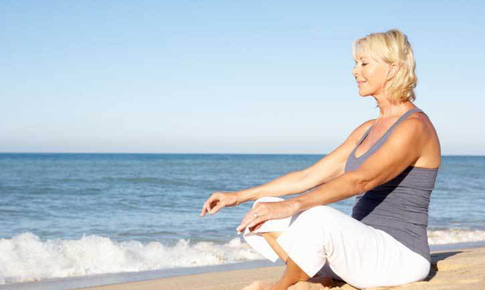 Vận động giúp giữ gìn vóc dáng và sức khỏe thời kỳ mãn kinh