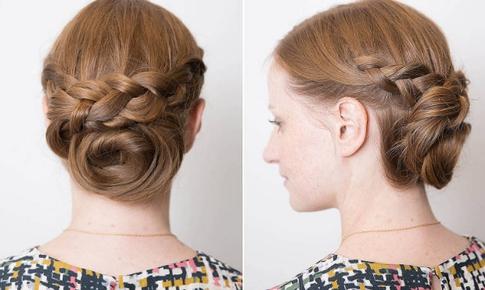 8 kiểu tóc tết các cô nàng nên thử