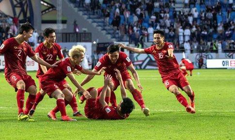 Fox Sports gọi tuyển Việt Nam là rồng vàng sau chiến thắng Jordan