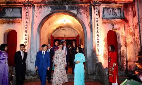 Chuyến thăm của Công chúa kế vị Victoria mở ra một chương mới trong quan hệ Việt Nam-Thụy Điển