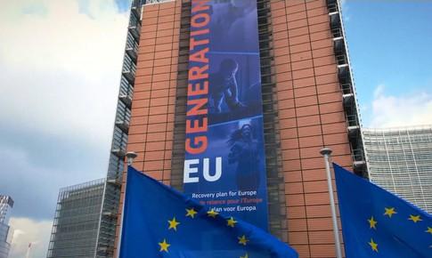 Tái khởi động nền kinh tế EU vượt qua đại dịch