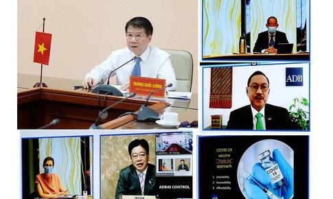 Hội nghị trực tuyến Bộ trưởng Y tế về bao phủ sức khỏe toàn dân ở châu Á và Thái Bình Dương