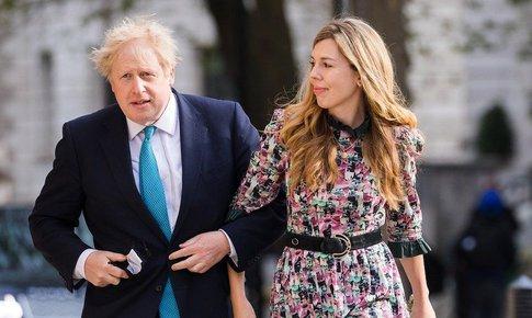 Thủ tướng Anh Boris Johnson bí mật kết hôn với hôn thê