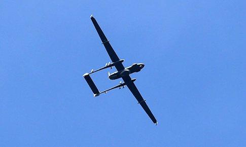 Máy bay không người lái tấn công cơ sở không quân Ấn Độ