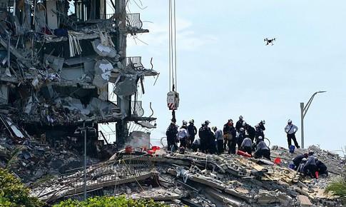 Tòa nhà sập ở Florida đã bị hư hại cấu trúc từ trước đó rất lâu