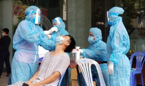 Một ca nhiễm COVID-19 từng đi đến nhiều nơi ở TP.HCM