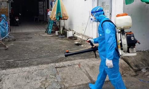 Tối 9/6, TP. Hồ Chí Minh ghi nhận thêm 40 trường hợp nhiễm và nghi nhiễm COVID-19