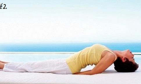 4 bài yoga dễ tập giúp giảm đau