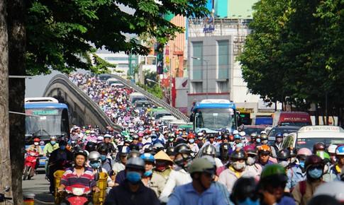 Cấm xe máy và bài toán giao thông đô thị