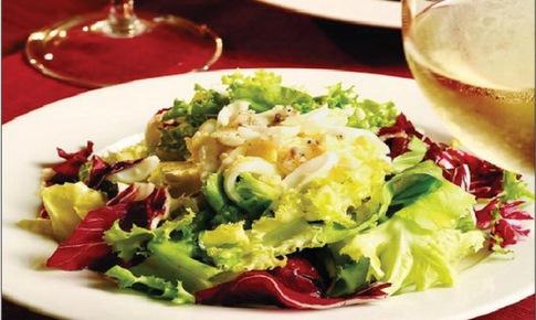 Giảm cân bằng món salad