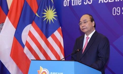 ASEAN cần tiếp tục đoàn kết, kiên định