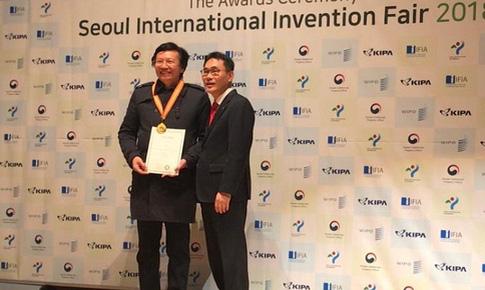 Phần mềm quản lý y tế của Việt Nam giành huy chương vàng tại triển lãm quốc tế