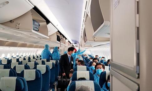 Một hành khách gặp tai nạn, tử vong trên chuyến bay từ Hoa Kỳ về Việt Nam