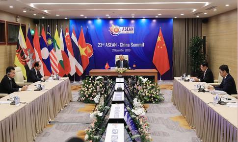 Trung Quốc tiếp tục hỗ trợ ASEAN xây dựng cộng đồng, ủng hộ vai trò trung tâm của ASEAN ở khu vực