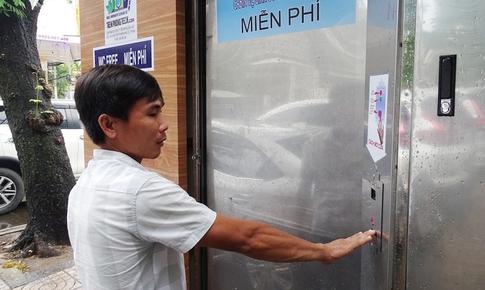 Hơn 370 nhà vệ sinh công cộng đạt chuẩn được lắp đặt phục vụ người dân