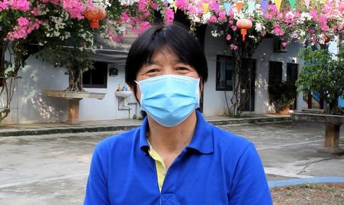 """Vị chuyên gia Nhật Bản tình nguyện trong """"đội ngũ"""" chống COVID-19 ở Bắc Giang"""