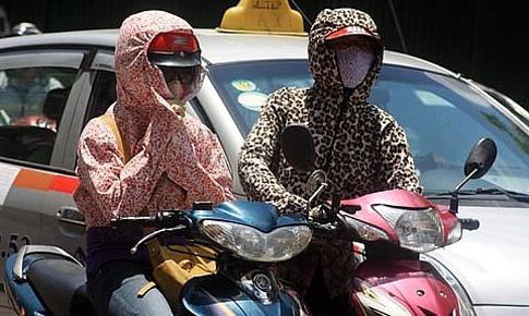 Nắng nóng trên 40 độ C- Bí quyết bảo vệ sức khỏe
