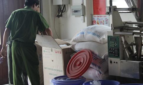 Bộ Y tế đề nghị kiểm tra, xác minh thông tin sản xuất thuốc giả tại TP.Hồ Chí Minh