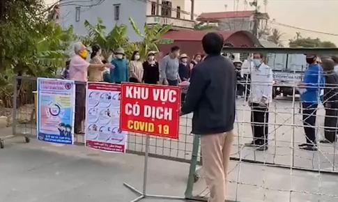 Ca COVID-19 ở Từ Sơn, Bắc Ninh là bệnh nhân chạy thận tại BV Nhiệt đới TW cơ sở Đông Anh