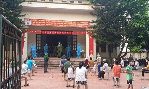 Bắc Ninh điều chỉnh biện pháp giãn cách xã hội tại huyện Thuận Thành
