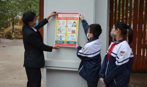 Bắc Ninh: Học sinh sẽ trở lại trường học vào ngày 19/7