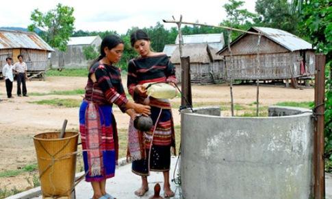 Chiến lược Quốc gia về cấp nước sạch và vệ sinh nông thôn đến năm 2020: Một số giải pháp chủ yếu