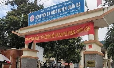 Bộ Y tế yêu cầu làm rõ vụ tử vong thai nhi tại BVĐK huyện Quản Bạ