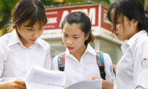 58 bài thi trắc nghiệm điểm 0 được tăng điểm sau khi chấm phúc khảo: Bộ GDĐT nói gì?