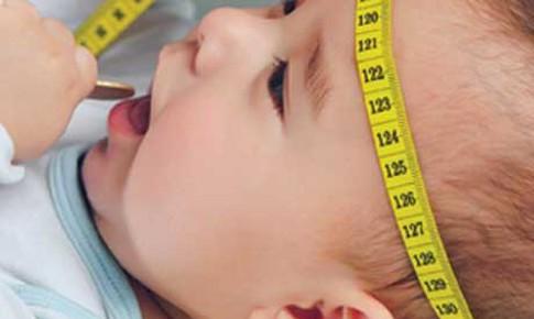 """Phương pháp mới chữa não úng thủy: Cơ hội cho những đứa trẻ """"đầu to"""""""
