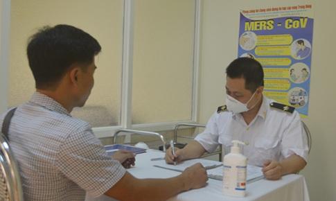 Bộ Y tế: Tăng cường kiểm dịch y tế phòng bệnh lan truyền qua cửa khẩu