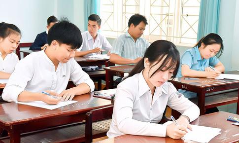 Bộ Y tế hỗ trợ chuyên môn cùng Đà Nẵng tổ chức kỳ thi THPT Quốc gia