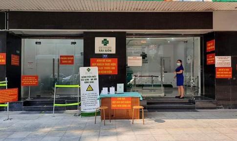 Hà Nội: Bệnh viện khắc phục công tác phòng chống dịch và hoạt động trở lại