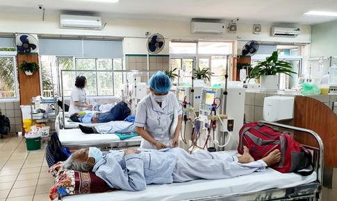 Chuyên gia khuyến cáo cho bệnh nhân thận giai đoạn cuối trong dịch COVID-19