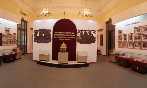 Có một bảo tàng của ngành y giữa lòng Hà Nội