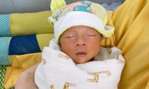 Điều trị chứng suy hô hấp ở trẻ sinh non