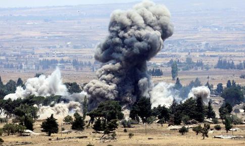IS bị quân đội Israel tiêu diệt ở Syria: Nga gửi lời cảm ơn