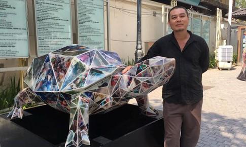 Nghệ sĩ Doãn Hoàng Kiên:  Xiếc, phim, hội họa và còn nữa…