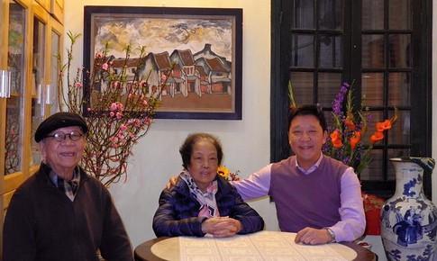 'Bông huệ trắng' trong đời nhạc sĩ Hoàng Vân