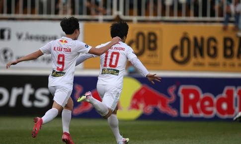 Vòng 9 LS V.League 1-2021: Căng thẳng và khó lường