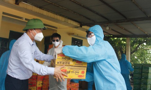 4 giờ 'chạm' ven điểm nóng Bắc Ninh, Bắc Giang