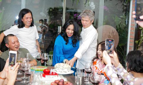 Diva Thanh Lam và bạn trai bác sĩ sắp về chung một nhà ?
