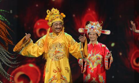 Ngọc Hoàng, Nam Tào, Táo giao thông sắp thành Nghệ sĩ nhân dân